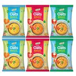 Fespro Instant Oats With Omega 3-6-9 (40Gm) Pack Of 6