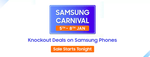 Samsung Carnival 5-8 Jan
