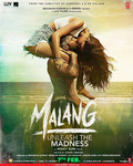 Get 50% off on Malang movie voucher worth 200 on BookMyShow