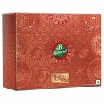 B Natural Juice Diwali Festive Delight Rigid Box Pack, (3 X 750 ml)