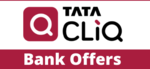 Tata Cliq Bank Offers For Saturday And Sunday On Lifestyles And Electronics