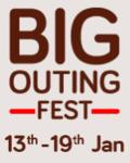 Yatra Big Outing Fest 13-19 Jan :- Flat 50% off upto 200₹ on Bus Tickets + Flat 10% Cashback upto 750₹ on 1st ever PayPal Transaction on Yatra