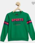 Provogue Sweatshirts 66% off at Rs. 399