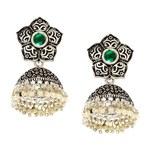 Zaveri Pearls Jhumki Earrings  MASTER LINK upto 90% off