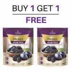 Rostaa Prunes 1 kg (Pack of 2)