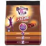 [Pantry]Cadbury Bournvita 5 Star Magic Health Drink 500 g refill pack