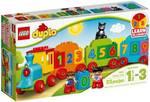 Lego Number Train  (Multicolor)