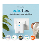 Echo Flex– Plug-in Echo for smart home control with 400 discount coupon