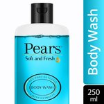 [Pantry]Pears Soft and Fresh Shower Gel, 250ml