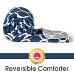 Divine Casa  Luxor 110 GSM Microfiber Single Comforter