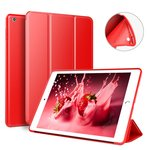 KENKE iPad Case 9.7 Inch for 2017/2018,Ultra Slim Lightweight Smart Case Stand with Magnetic Wake/Sleep Function, iPad Cover for 5th/6th Generation-Hard Shell