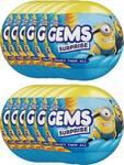 Cadbury Gems Surprise Chocolate Crackles  (12 x 17.8 g)