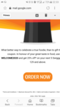 Use coupon WELCOME2020and get 25% off* on your next 5 Swiggy orders of Rs. 129 and above (Got on email, may be user specific)