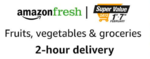 Amazon Fresh - Get Rs.200/- Cashback On Rs.800/- (Account Specific)