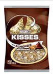 Hershey's Kisses with Almonds Chocolate, 150 g