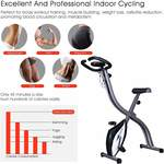 Yozo Pedal Exerciser LCD Counter Exercise Bike Indoor Fitness Resistance Home Gym