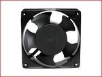 "MAA-KU AC Axial Cooling Blower Exhaust Rotary Fan, Size : 4.75"" inches (12 x 12 x 3.8 cm), Black  byMAA-KU"