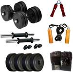 Star X Home Gym 8KG Dumbbell Set With Accessories Gym & Fitness Kit