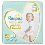 Pampers Premium Care Pants Diapers, XX-Large (30 Count)