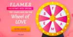 Amazon Valentine's Day Spin & Win