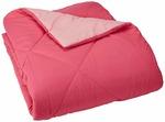 AmazonBasics Reversible Microfiber Comforter - King (102'x90')