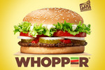 Burger King India Valentine's Day Contest- Take a picture with Ronald and get a free whopper