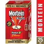 Mortein Insta5 Chotu Vaporizer Refill (25 ml, Red, Pack of 10)