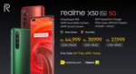 Realme X50 Pro 12+256 @ 44999  || 8+128@39999 6+128@37999 (First sale at 6pm)