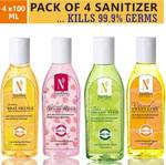 Great Stock Of Sanitizer