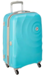 Skybags Mint 65 cms Polycarbonate Turquoise Hardsided Check-in Luggage (SKYBAGS Mint STROLLY 67 360° TRQ)