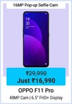 Oppo days( 23rd March to  26 March)