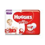 Huggies Dry Pants Medium Size Diapers (16 Count)