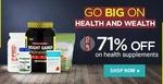 Flat 20% off on Prescription Medicines + 40% NMS SuperCash upto 3000₹ on Netmeds