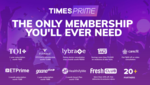 Flat 25% Off On Times Prime Membership From Vodafone App