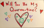 Day 17 Contest - Will you be my quarantine ?
