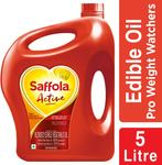 Saffola Active Pro Weight Watchers Blended Oil Can  (5 L)