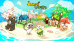 Animal Camp - Healing resort (android game)