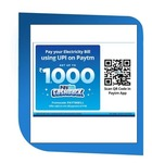 Up to Rs.1000 CB on Tata Power DDL Electricity Bill payment through Paytm Upi