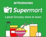 Flipkart Supermart  - Grocery Savings Pass (select pincodes in Delhi & Bangalore)