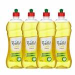 [PANTRY] Amazon Brand - Presto! Dish wash Gel - 750 ml (Pack of 4)