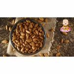 37% Off -  Spicy Monk California Almonds 1000 Grams, Organic Badam 1 Kg