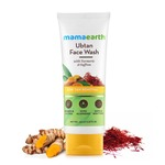Mamaearth Ubtan Face Wash for Tan Removal, 100ml