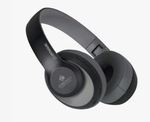 Zebronics Zeb-Dynamic On The Ear Wireless Earphone with Voice Assistant (Black)