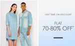 Ajio Sale - Get Men's Jeans Up to 80% OFF !!
