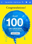 Flipkart Tap & Win coupons for June Month [All Codes getting collected in same Account ]