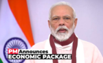 PM Modi- announce economic package of 20 lakh crore for the country