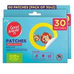 Goodknight 100% Natural Mosquito Repellent Patches (Pack of 60)