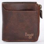65% Off - BAGGIT Reptilian Texture Zip-Around Wallet