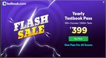 Testbook Flash Sale - Get Yearly Testbook Pass At Just Rs.399 Only
