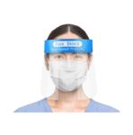 Dominion Care Splash Protection Face Shield 300 micron